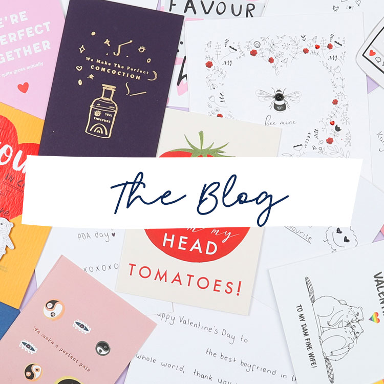 How to write the perfect Valentine's Day card blog post