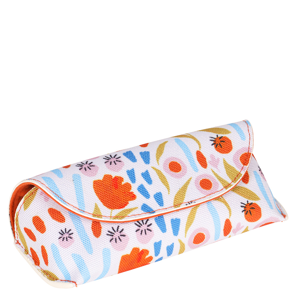 Gifts Floral glasses case