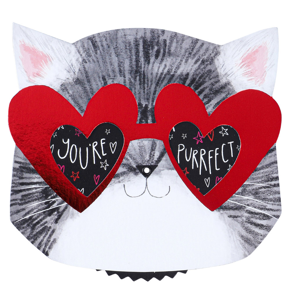 Gifts You're purrfect cat specs