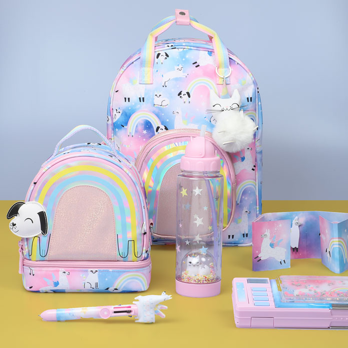 Unicorn clouds collection