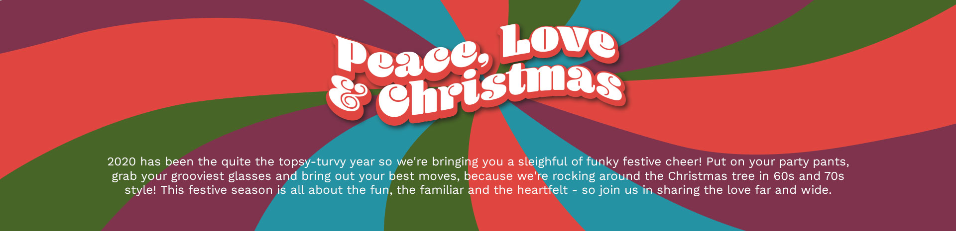 Peace, love and Christmas